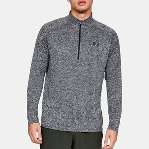 NWT Men's Under Armour Tech™ ½ Zip Long Sleeve